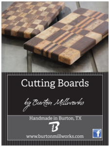Cutting Board Poster